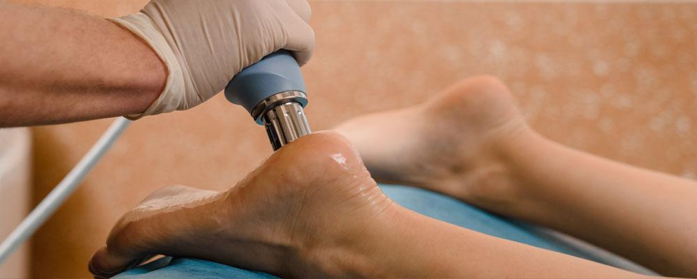 Schockwave behandling mod smerter